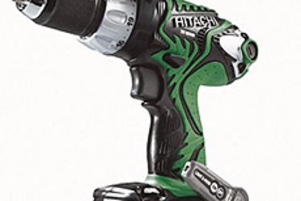 Hitachi DS18DMR 18-Volt Cordless Driver Drill