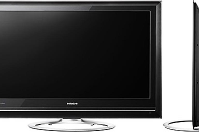 Hitachi 1.5 UltraThin HDTVs