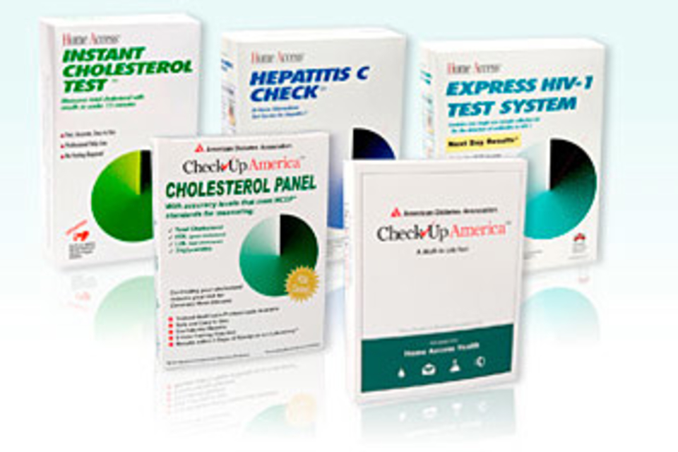 Home Access Health Tests