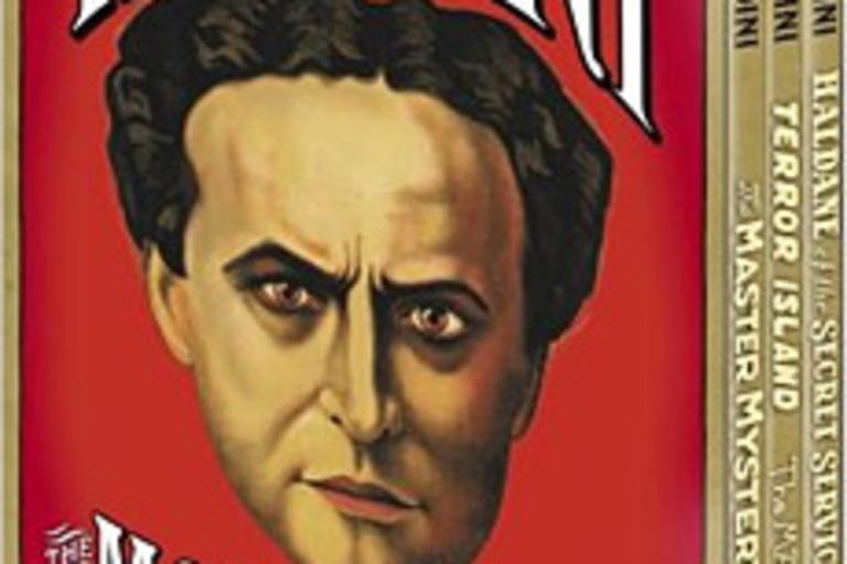 Houdini: The Movie Star
