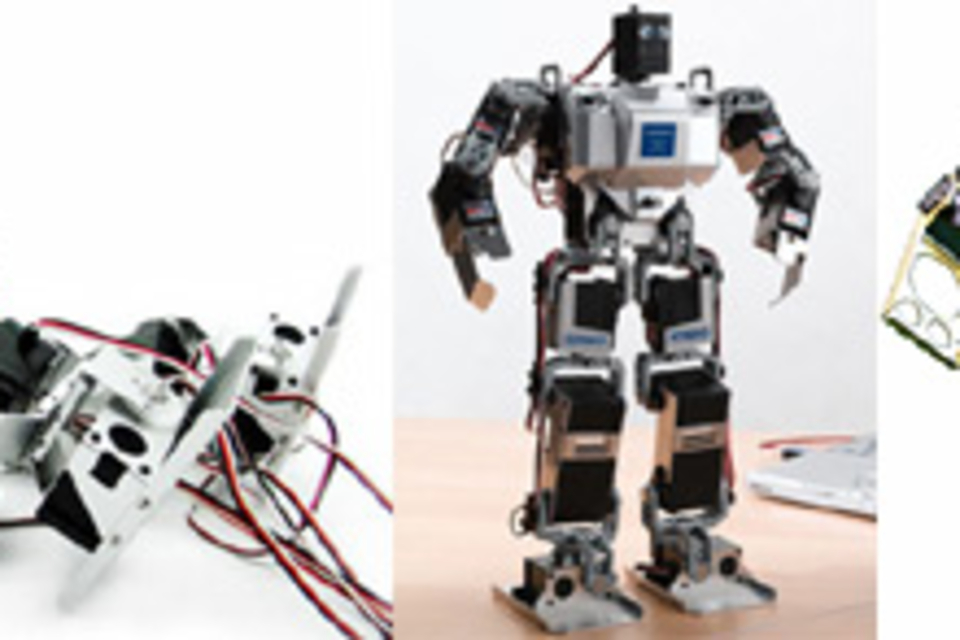 Humanoid Robot Kits