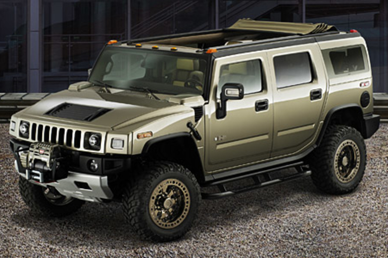 Hummer H2 Safari