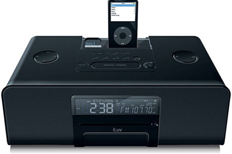 iLuv i199 Speaker System