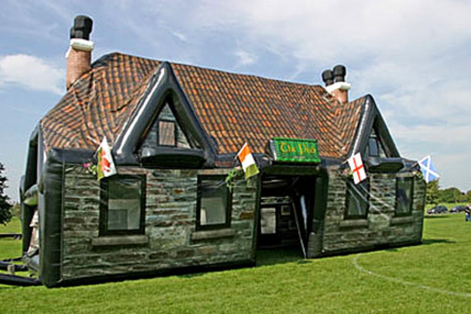 Inflatable Pub