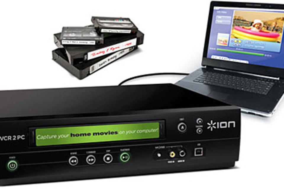 Ion USB VCR