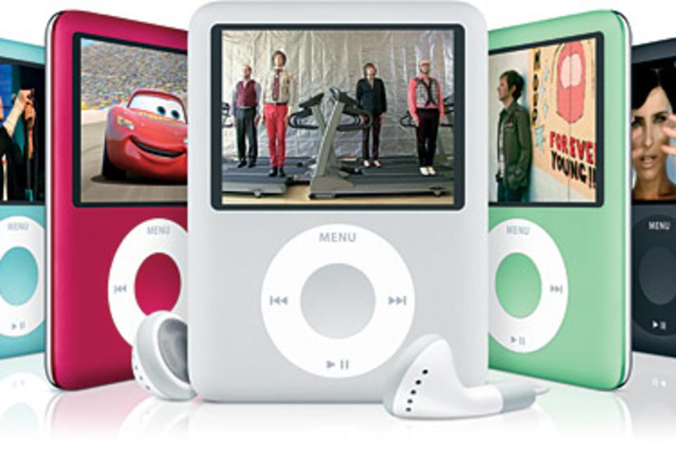 iPod Nano with Video