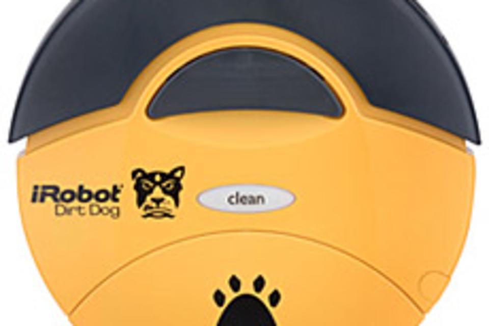 iRobot Dirt Dog Workshop Robot