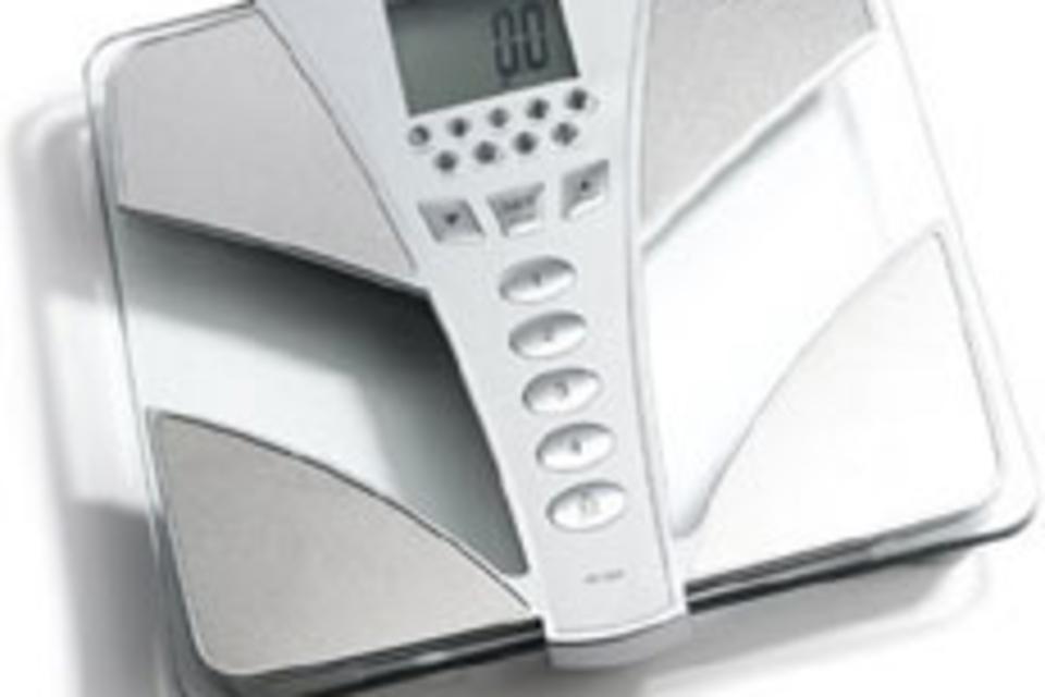 Tanita BC554 Ironman Glass Scale
