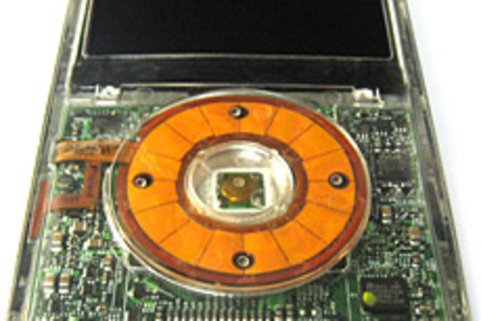 iPodMods iVue Crystal Case