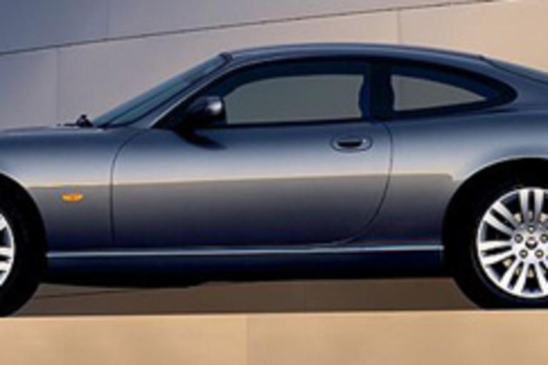 2006 Jaguar XK Coupe
