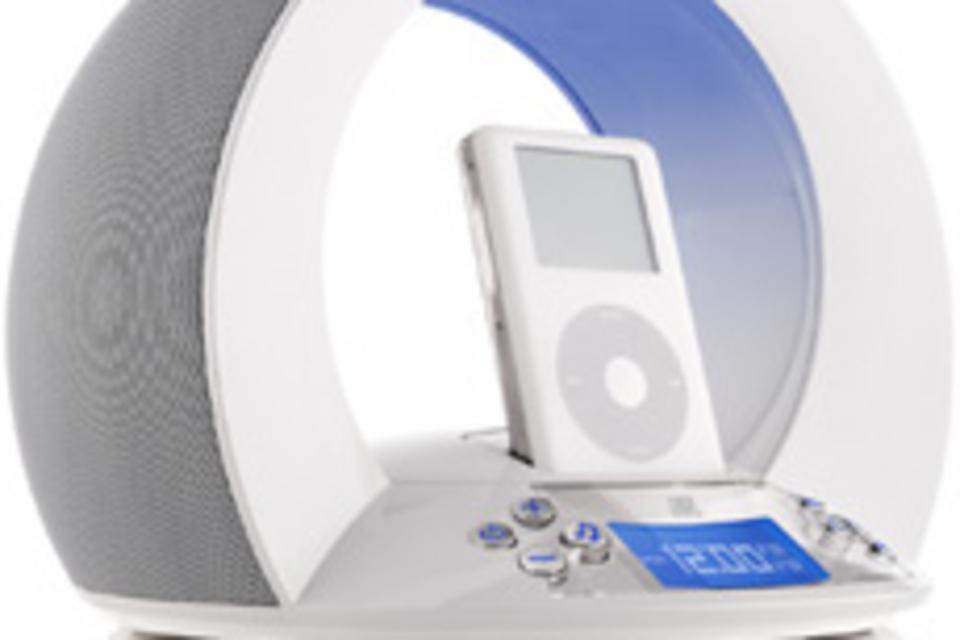 JBL On Time iPod Alarm Clock