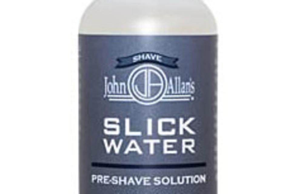 John Allan's Slickwater Pre-Shave Solution