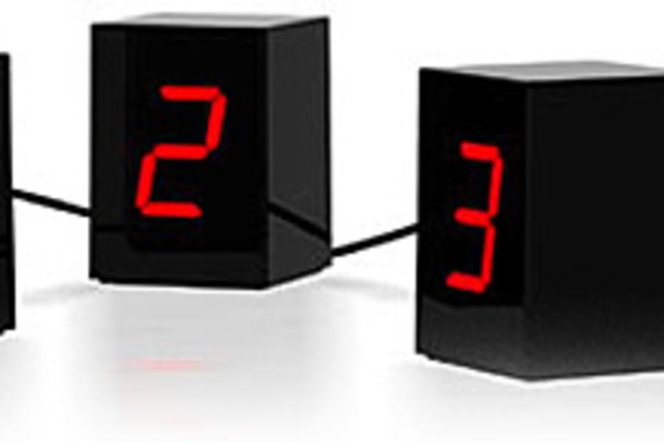 Jonas Damon Alarm Clock