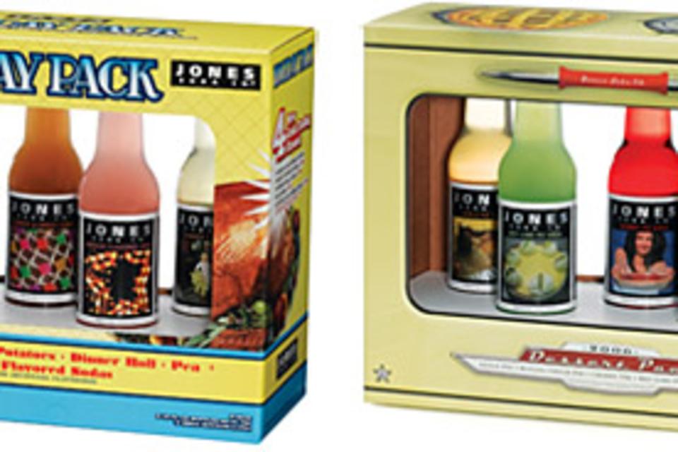 Jones Soda Co. Holiday Packs