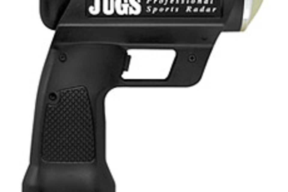 Jugs Cordless Radar Gun