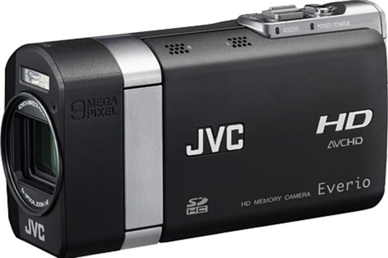 JVC Everio X