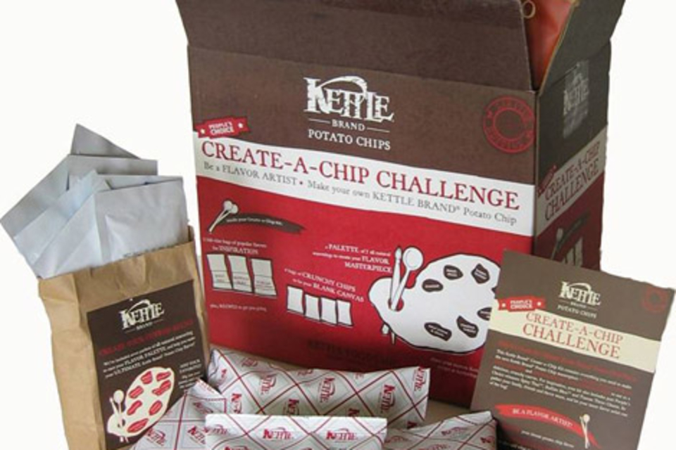 Kettle Chips Create-a-Chip Kit