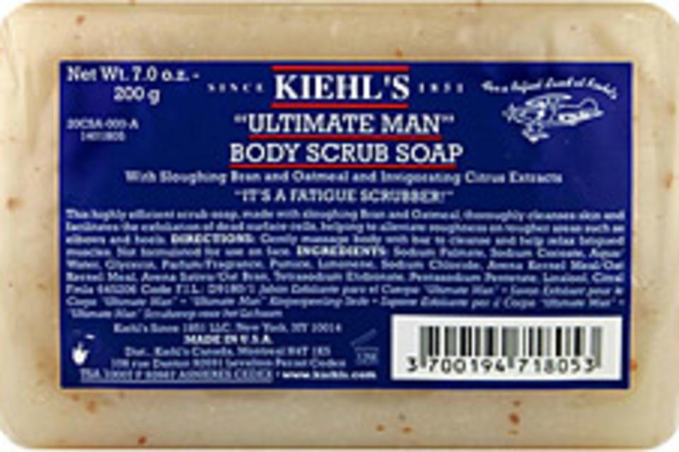 Kiehl's Ultimate Man Soap