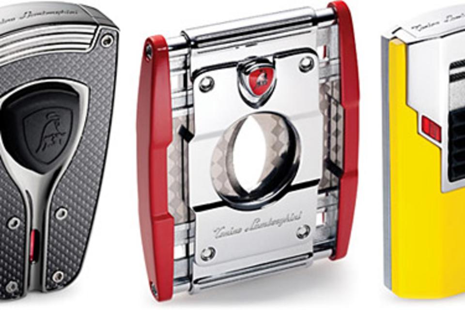 Tonino Lamborghini Cigar Lighters & Cutter
