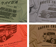 Classic Land Cruiser T-Shirts