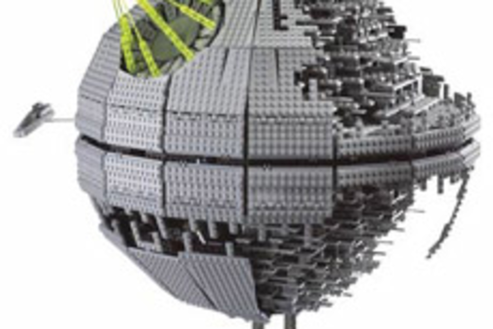 Lego Ultimate Collector Series Death Star II