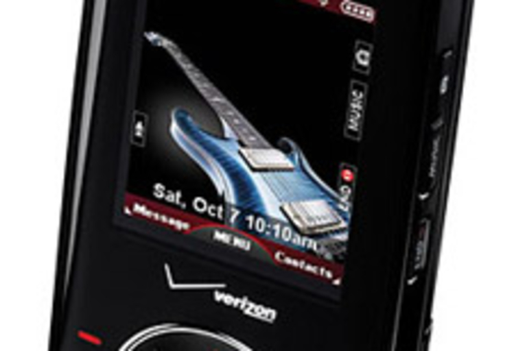 LG 8500 Chocolate Phone