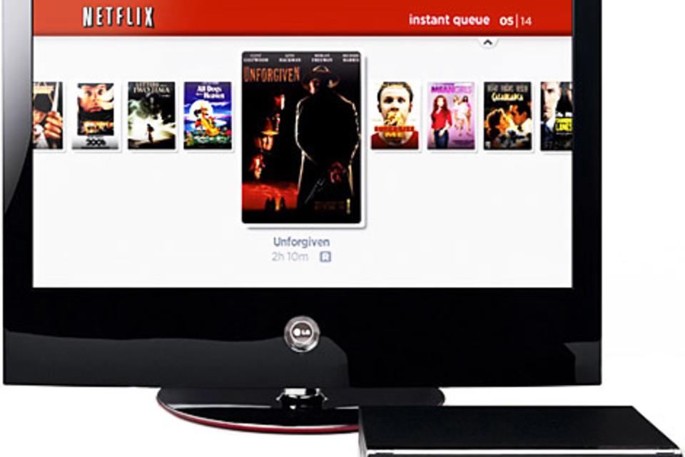 LG BD300 Network Blu-ray Disc Player