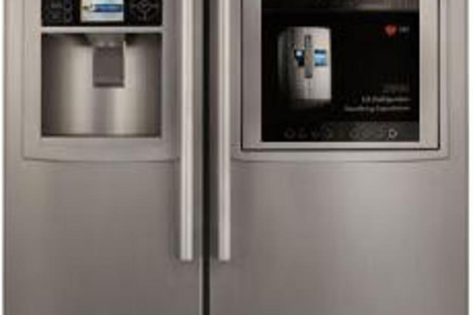 LG LCD TV Refrigerator