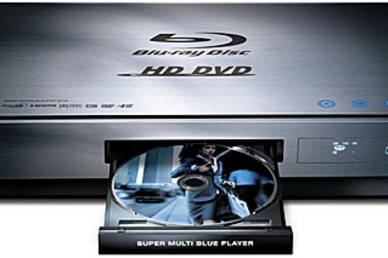LG Super Multi Blue Player