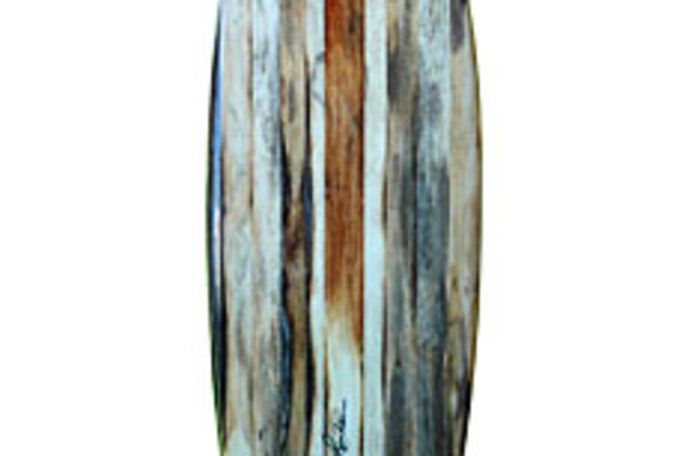 Linden Agave Singlefin Surfboard