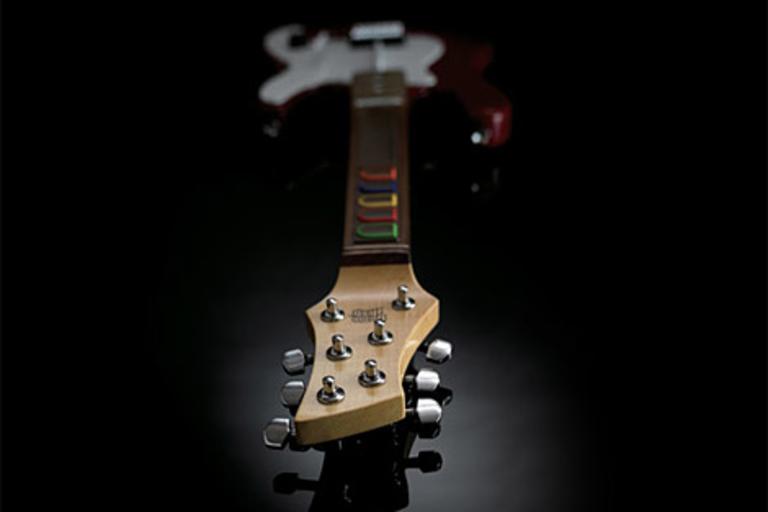 Logitech Wireless Guitar Controller Premiere Edition