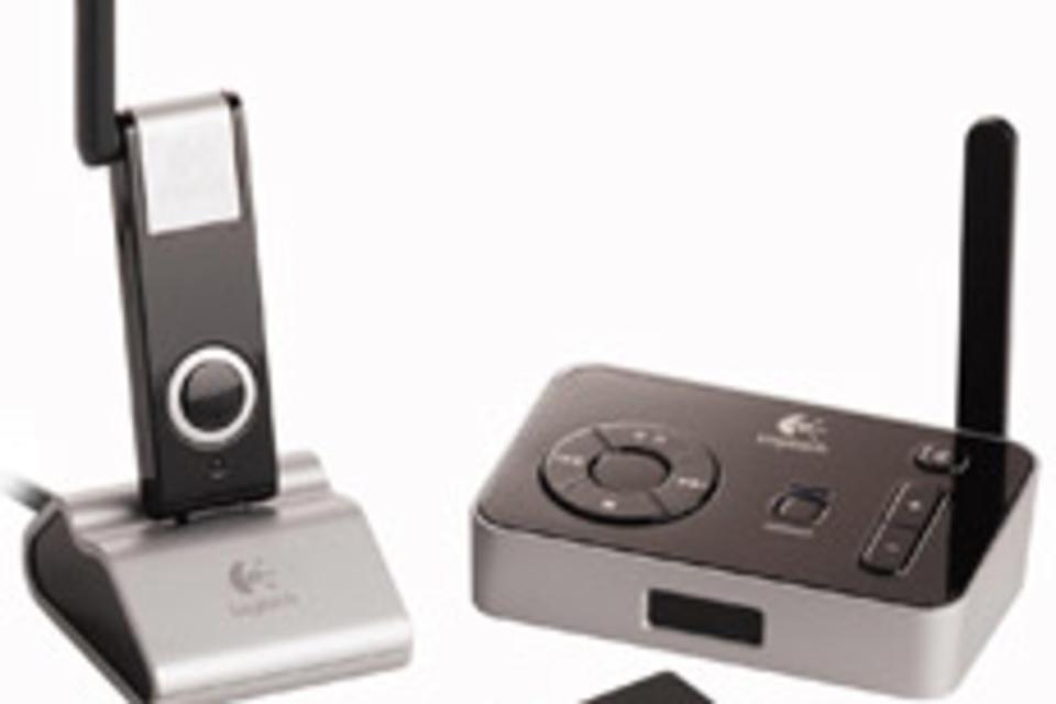 Logitech Wireless Music System