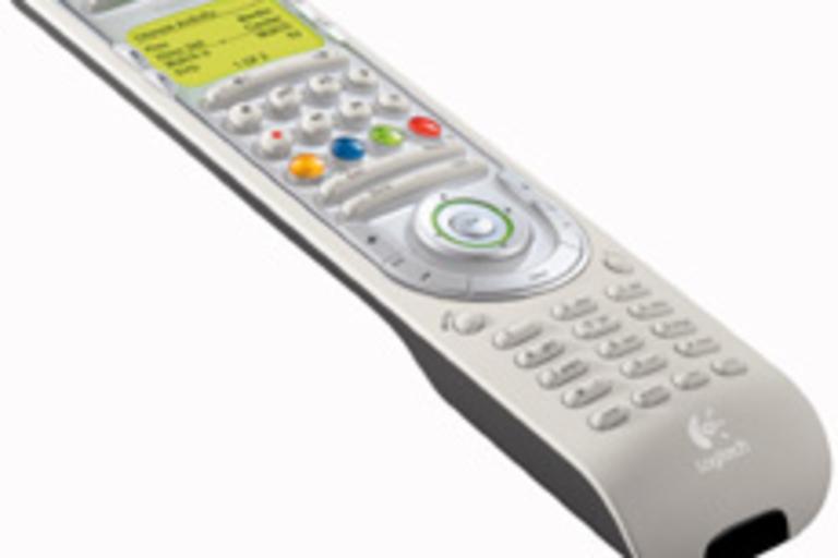 Logitech Harmony Advanced Universal Remote Control for Xbox 360