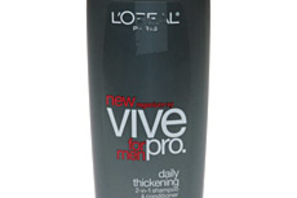 L'Oreal Vive Pro Daily Thickening 2-in-1 Shampoo