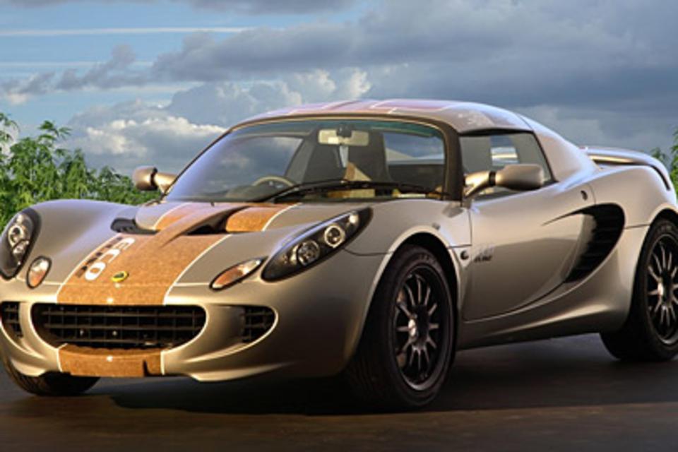 Lotus Eco Elise