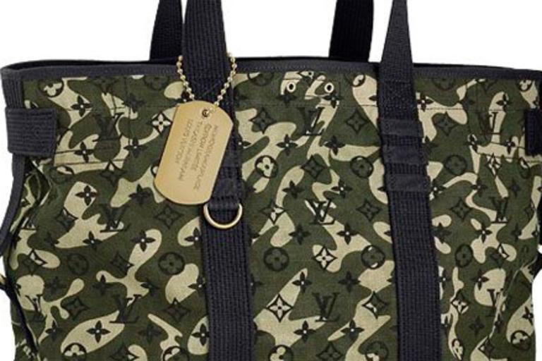 Louis Vuitton Monogramouflage Collection