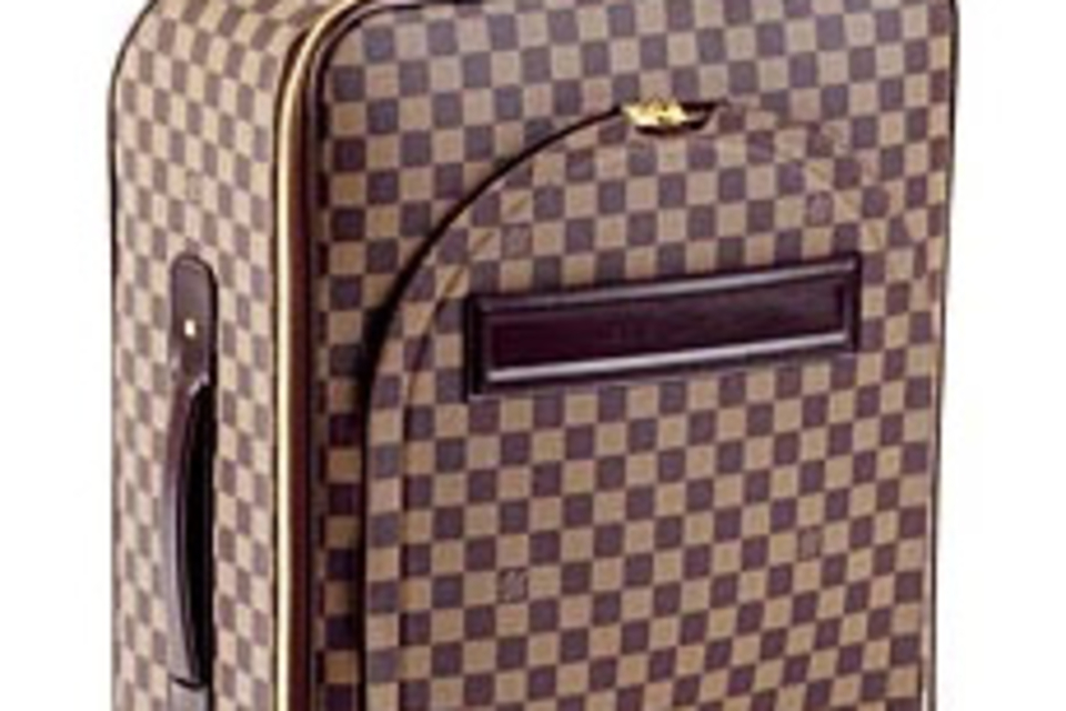 Louis Vuitton Pégase 60 Rolling Suitcase