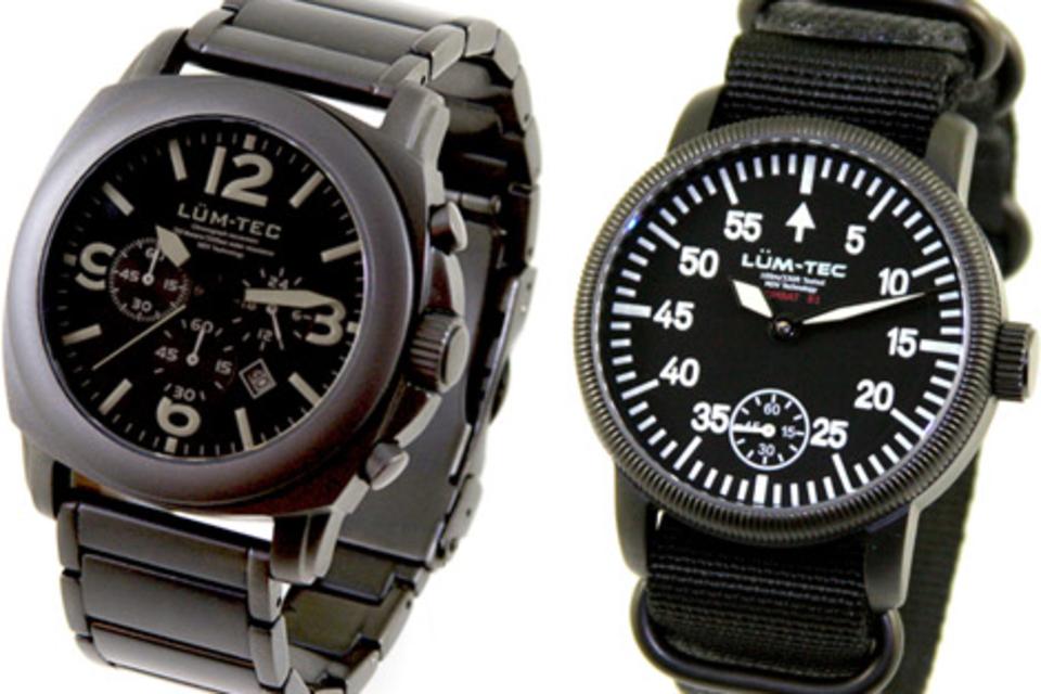 LÜM-TEC Watches