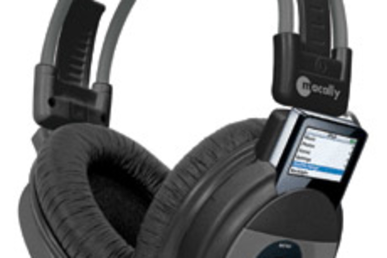 Macally mTUNE-N iPod nano Headphones