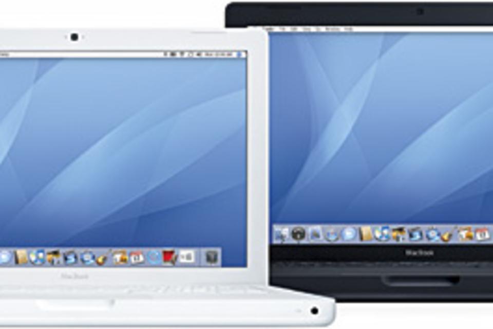 Apple MacBook with Core 2 Duo