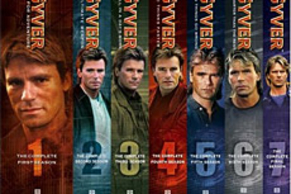 MacGyver - The Complete Series Pack