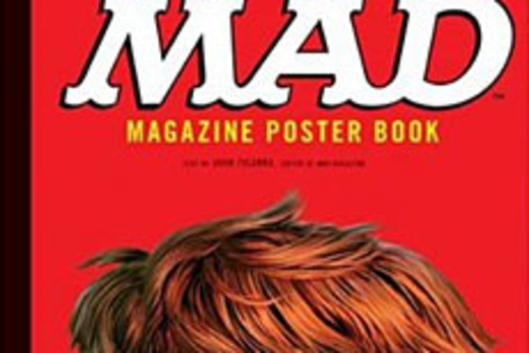 MAD Poster Book