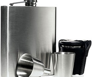Manhattan Flask Set