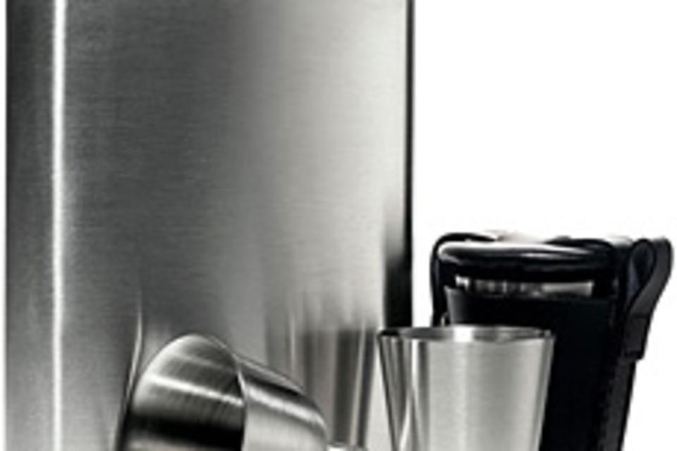 Manhattan Flask Set