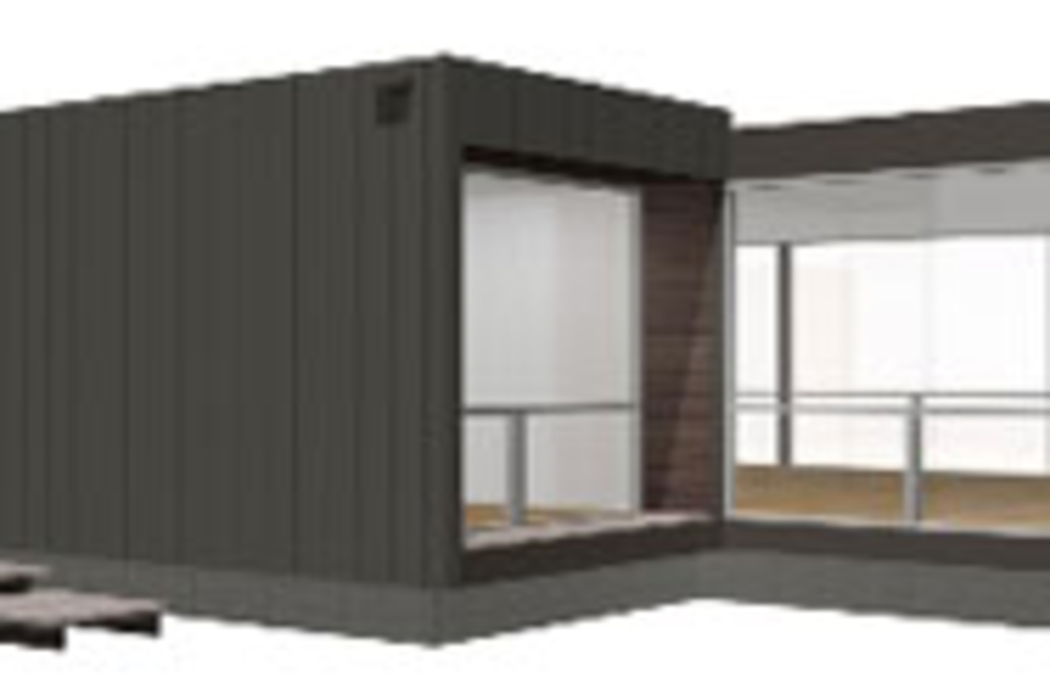 Marmol Radziner Model 5 Home