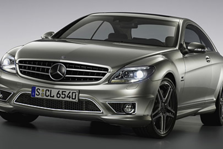 Mercedes Benz CL 65 AMG 40th Anniversary Edition