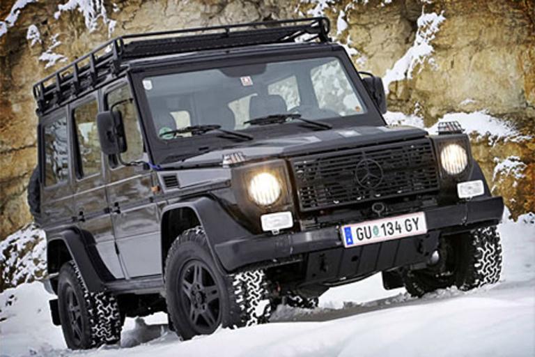 Mercedes-Benz G-Class Edition30.Pur