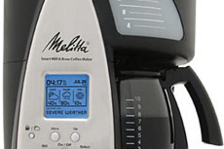 Melitta Smart Mill & Brew
