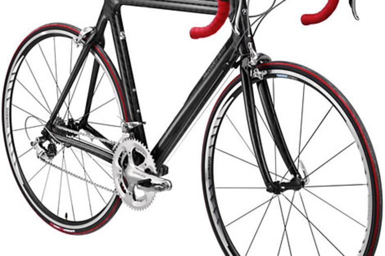 Mercedes-Benz Carbon Bike