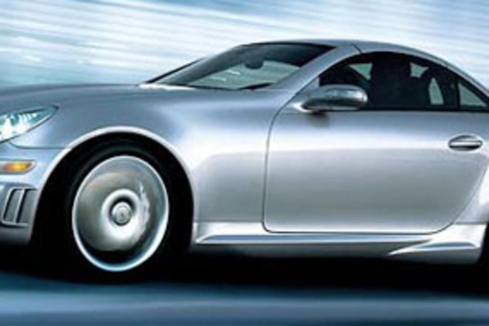 2006 Mercedes-Benz SLK55 AMG